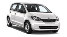 skoda car hire in dublin