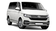 dublin airport vw transporter