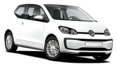 dublin airport volkswagen up
